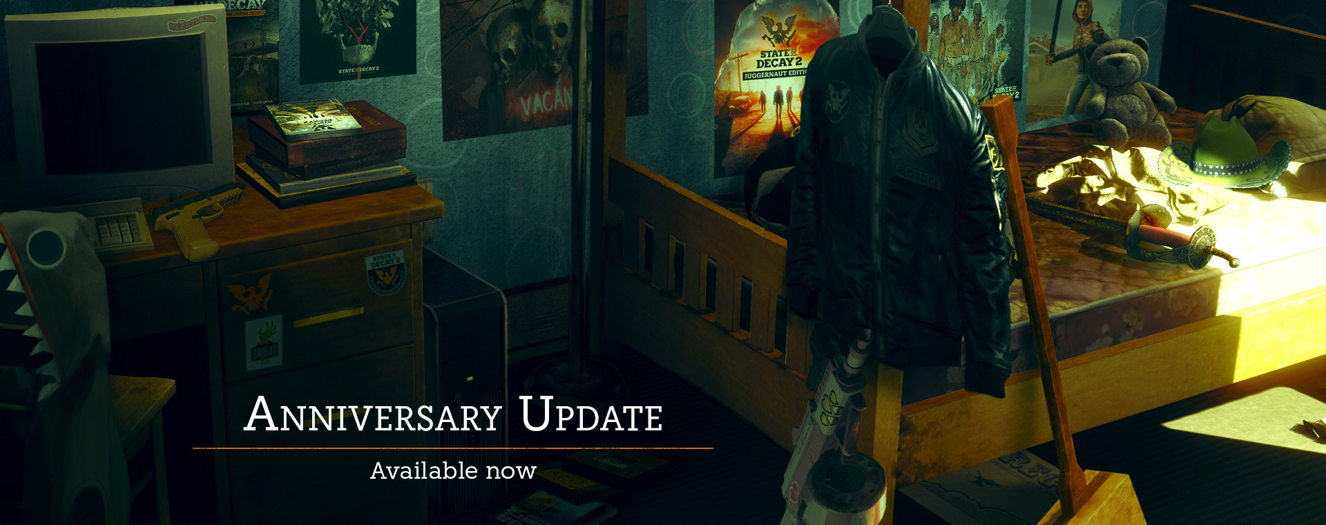 State of Decay 2. Anniversary update.